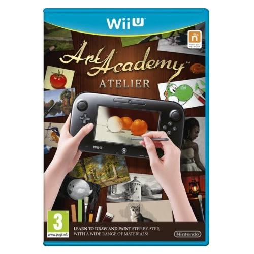 Art Academy Atelier Wii U Game