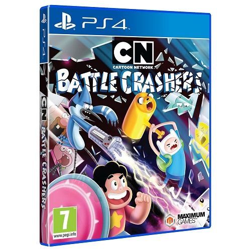 Cartoon Network Battle Crashers PS4 Game