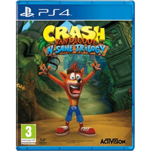 Crash Bandicoot N. Sane Trilogy | PS4 - Gamereload
