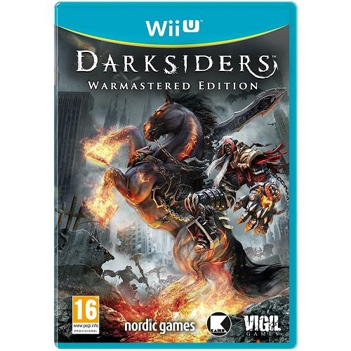 Darksiders Warmastered Edition Wii U Game