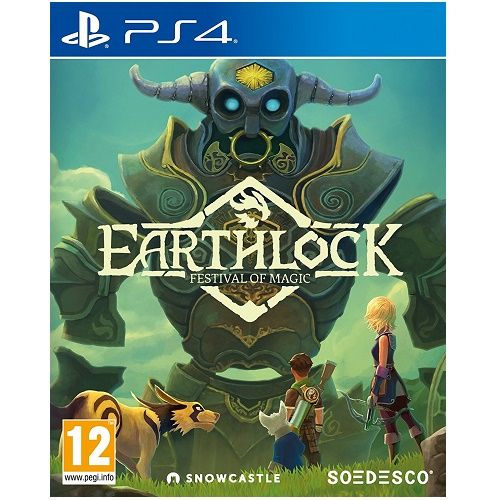 Earthlock Festival of Magic PS4 Game