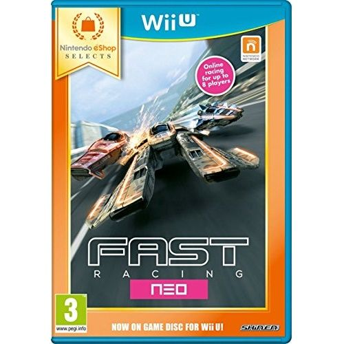 Fast Racing Neo [Selects] Wii U Game