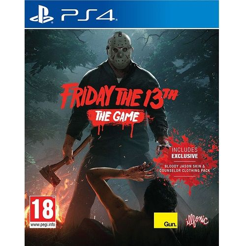 Friday The 13th The Game PS4 Game