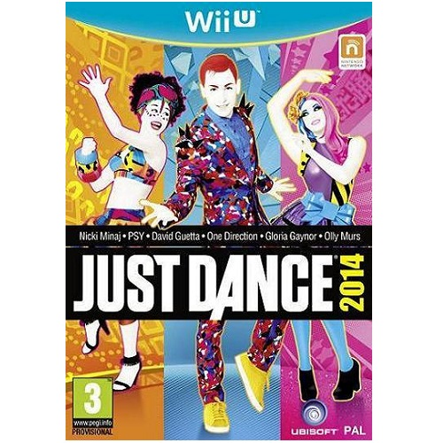 Just Dance 2014 Wii U Game