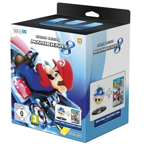 Mario Kart 8 Limited Edition Wii U Game