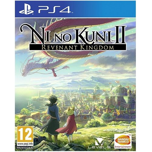 Ni No Kuni 2 Revenant Kingdom PS4 Game