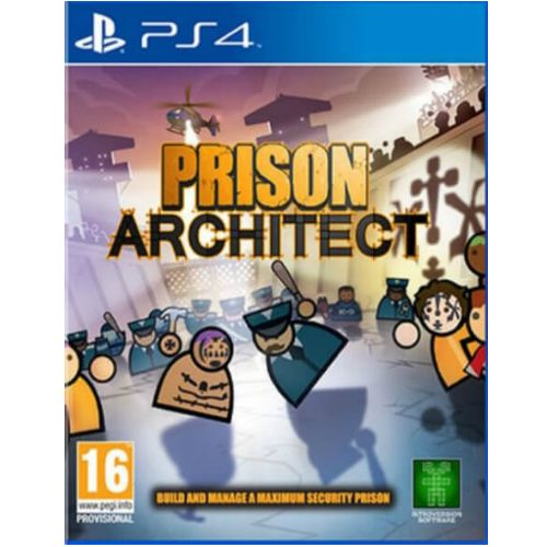 Prison Architect PS4 Game