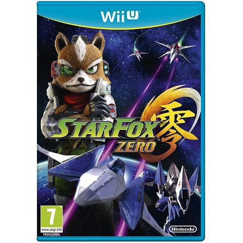 Star Fox Zero Wii U Game