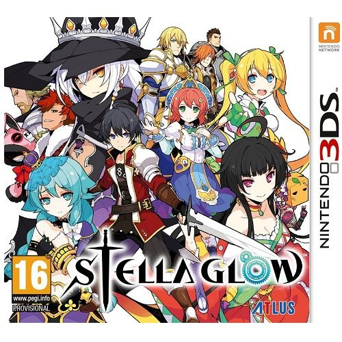 Stella Glow 3DS Game