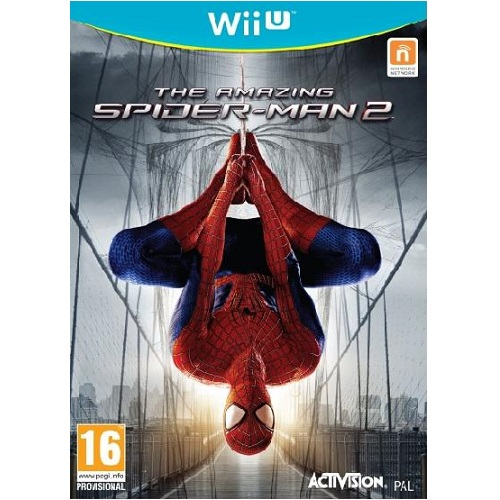 The Amazing Spider-Man 2 Wii U Game
