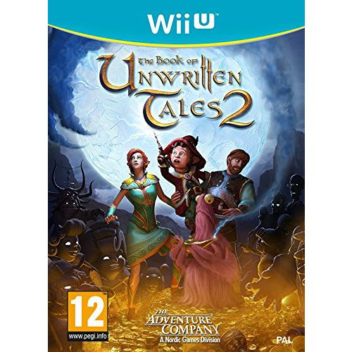 The Book of Unwritten Tales 2 Wii U Game