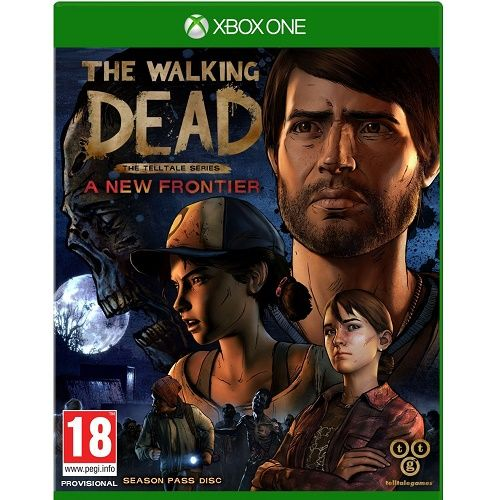 The Walking Dead Telltale Series New Frontier Xbox One Game