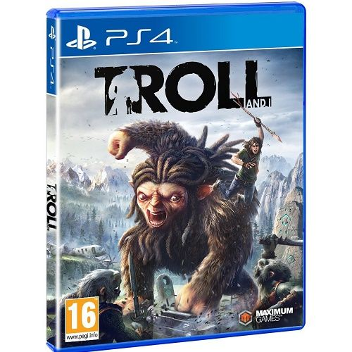 Troll and I PS4 Game
