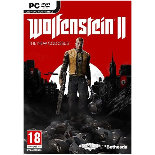 Wolfenstein 2 The New Colossus PC Game