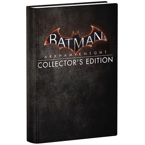 Batman Arkham Knight Collectors Edition Guide