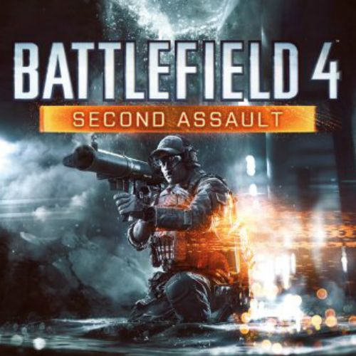 Battlefield 4 Second Assault Origin Key