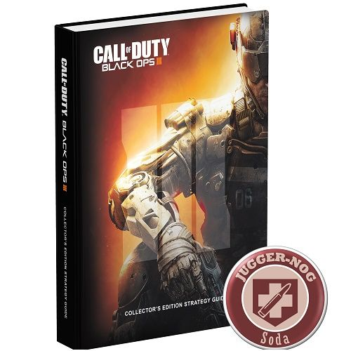Call Of Duty Black Ops 3 Collectors Guide