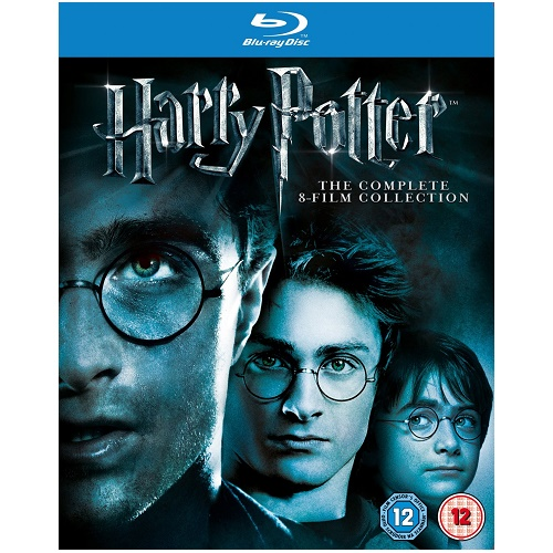 Harry Potter The Complete Collection [Blu-ray]