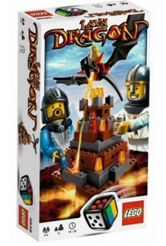 Lego Games Lava Dragon (3838) - Toys