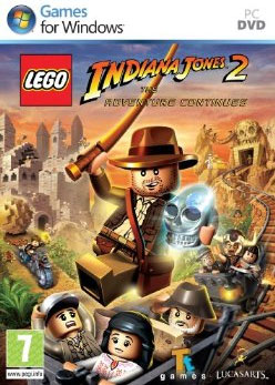 LEGO Indiana Jones 2 The Adventure Continues PC Game