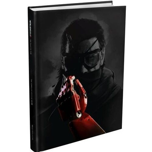 Metal Gear Solid V The Phantom Pain Collectors Guide