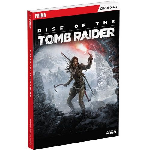 Rise of The Tomb Raider Official Guide