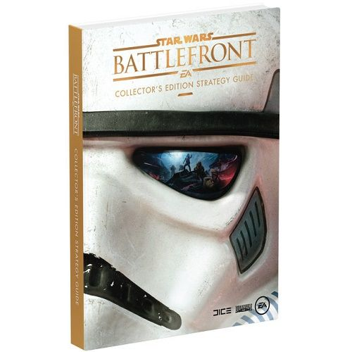 Star Wars Battlefront Collectors Edition Hardback Guide