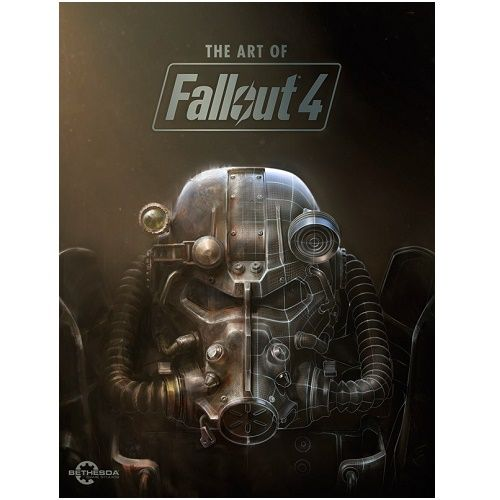 The Art of Fallout 4 Hardback Guide