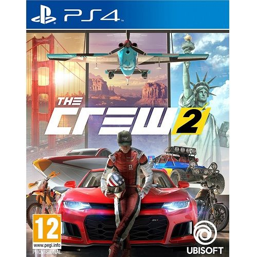 The Crew 2 PS4 Game