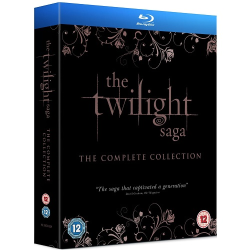 The Twilight Saga The Complete Collection [Blu-ray]
