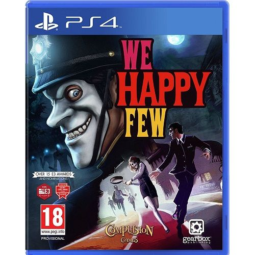 We Happy Few PS4 Game
