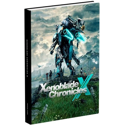 Xenoblade Chronicles X Collectors Edition Guide