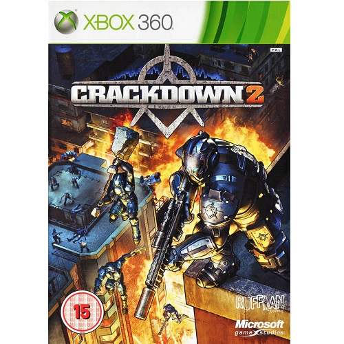 Pre-Owned | Crackdown 2 for Xbox 360 | Gamereload