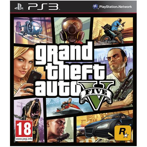 [Pre-Owned] GTA Grand Theft Auto V (5) | PS3
