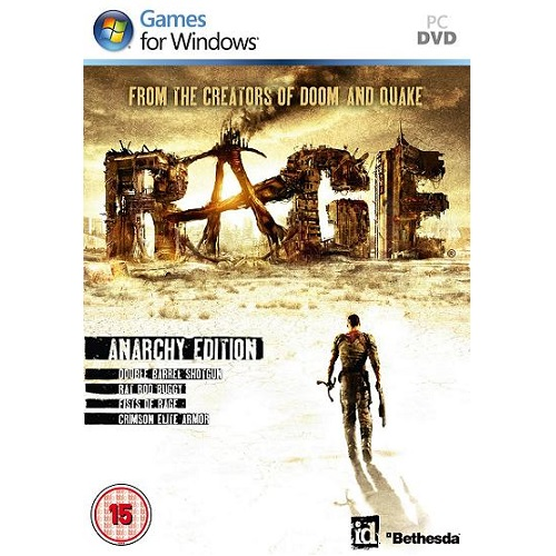 [Pre-Owned] Rage Anarchy Edition | PC
