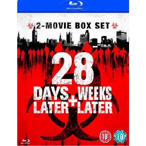 28 Days Later+28 Weeks Later [Blu-ray]
