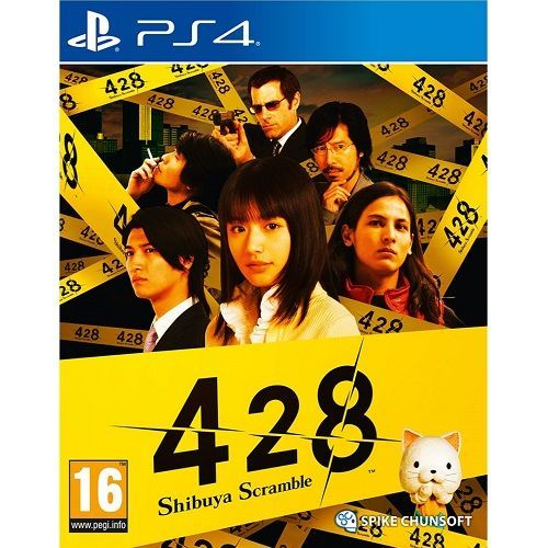 428 Shibuya Scramble PS4 Game