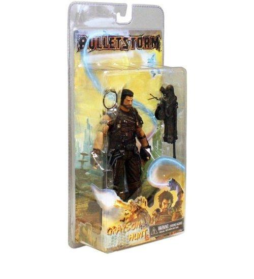 "7"" Bulletstorm Grayson - Figures"