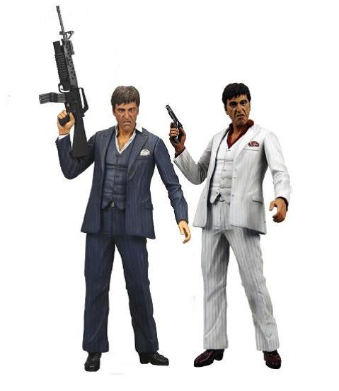 "7"" Scarface Figure - Figures"