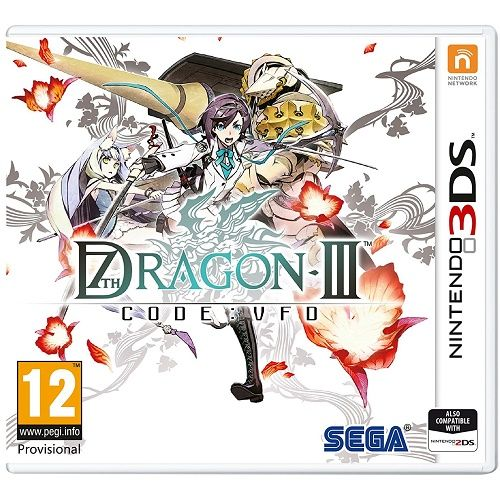 7th Dragon III Code VFD | Nintendo 3DS