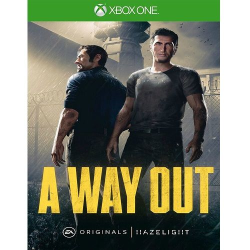 A Way Out Xbox One Game
