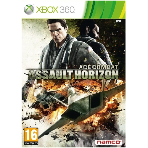 Ace Combat Assault Horizon Limited Edition Xbox 360 Game