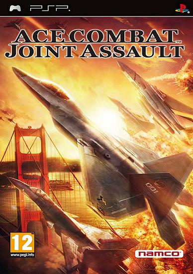 Ace Combat Joint Assault [Essentials] PSP Game