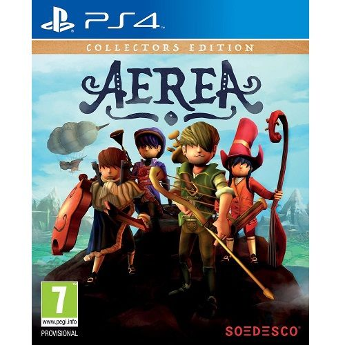 Aerea Collectors Edition PS4 Game