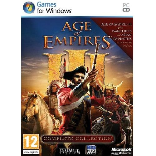 Age of Empires 3 COMPLETE PC Game | Gamereload