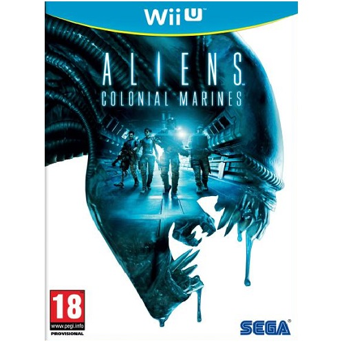 Aliens Colonial Marines Wii U Game