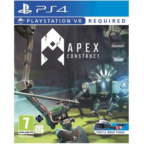 Apex Construct [PSVR Required] PS4 Game