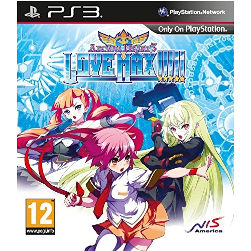 Arcana Heart 3 Love Max PS3 Game