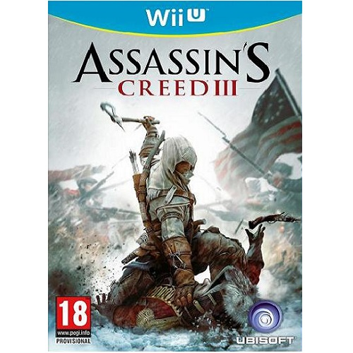 Assassins Creed 3 Wii U Game