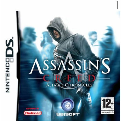 Assassins Creed Altairs Chronicles for NDS